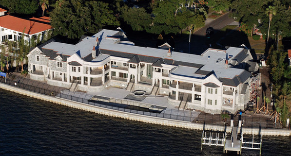 derek jeter new house tampa. Derek Jeter#39;s new house in