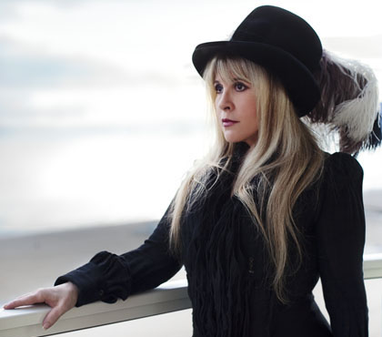 Stevie Nicks in Santa Monica Penthouse