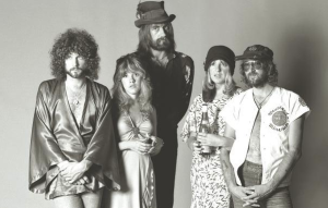 "Fleetwood Mac ""Rumours"" photo shoot"