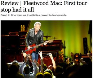 Fleetwood Mac 4/4/13