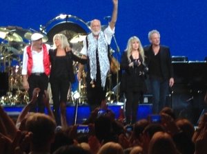 Fleetwood Mac at MSG 10.7.14
